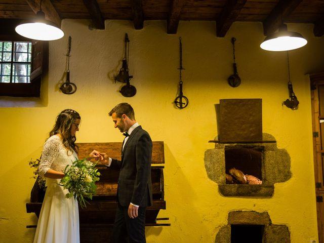 La boda de Jordi y Laura en Viladrau, Girona 1