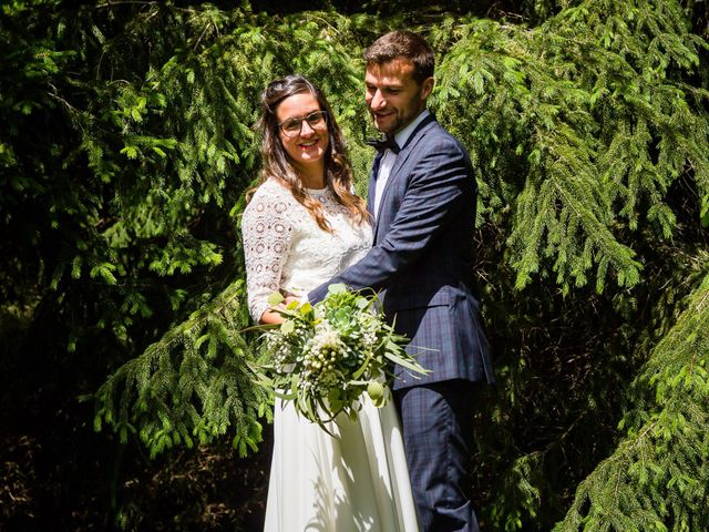 La boda de Jordi y Laura en Viladrau, Girona 4
