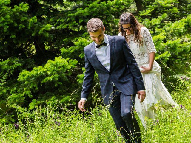 La boda de Jordi y Laura en Viladrau, Girona 8