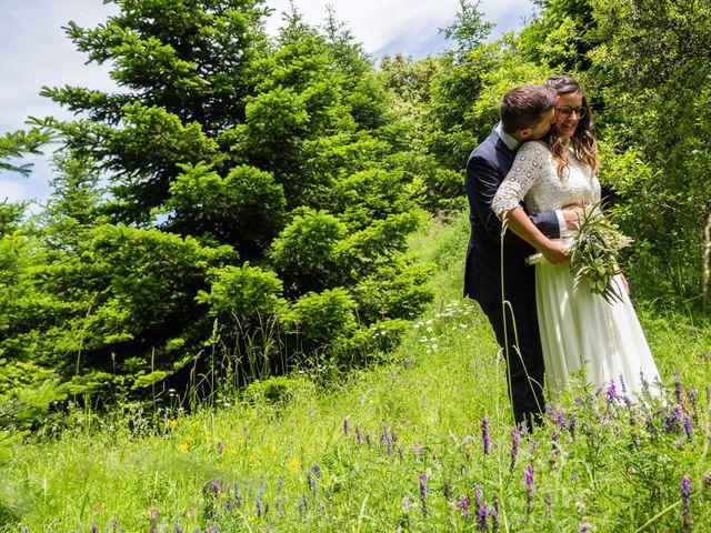 La boda de Jordi y Laura en Viladrau, Girona 9