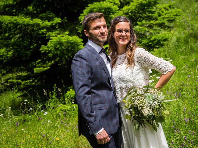 La boda de Jordi y Laura en Viladrau, Girona 10
