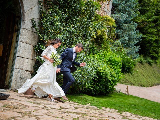 La boda de Jordi y Laura en Viladrau, Girona 14
