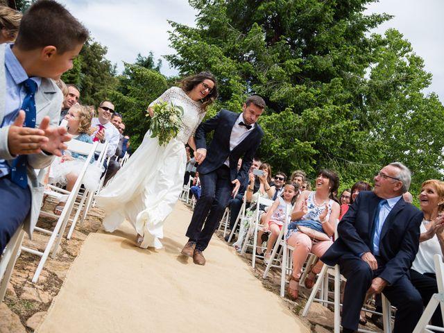 La boda de Jordi y Laura en Viladrau, Girona 15