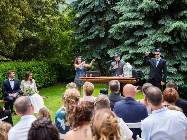 La boda de Jordi y Laura en Viladrau, Girona 16