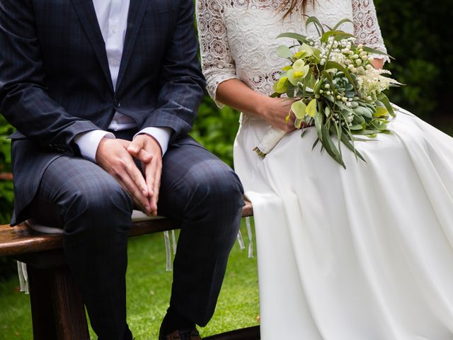 La boda de Jordi y Laura en Viladrau, Girona 17
