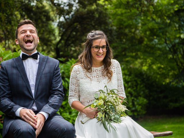 La boda de Jordi y Laura en Viladrau, Girona 18