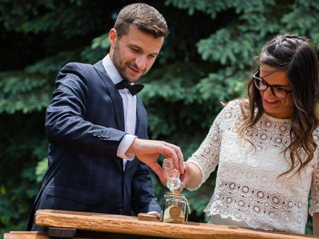 La boda de Jordi y Laura en Viladrau, Girona 25