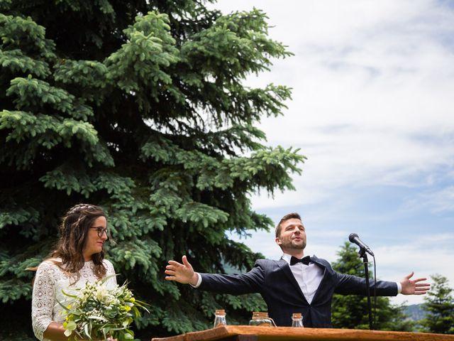La boda de Jordi y Laura en Viladrau, Girona 26