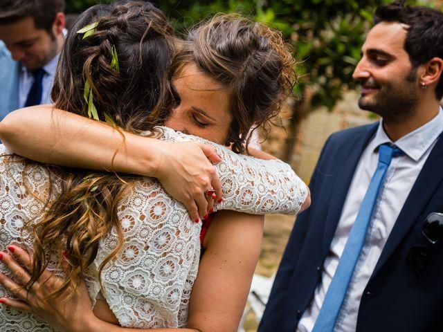 La boda de Jordi y Laura en Viladrau, Girona 29