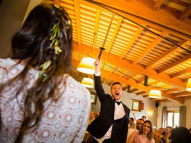 La boda de Jordi y Laura en Viladrau, Girona 52