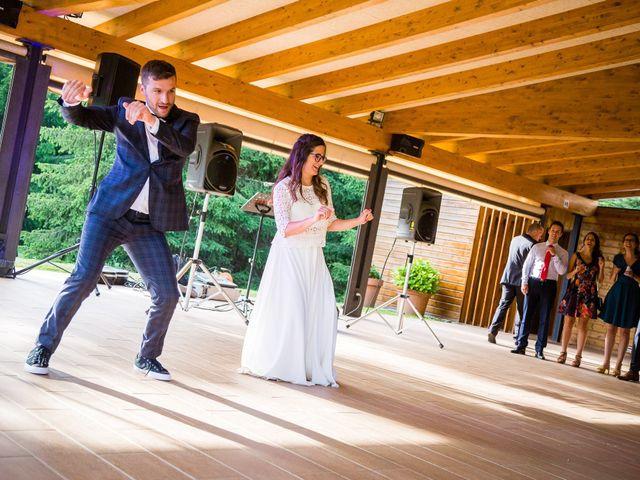 La boda de Jordi y Laura en Viladrau, Girona 59