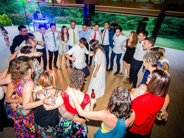 La boda de Jordi y Laura en Viladrau, Girona 73