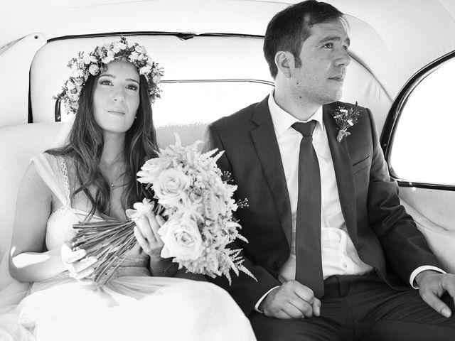 La boda de Fran y Eva en Cela (Cambre), A Coruña 28