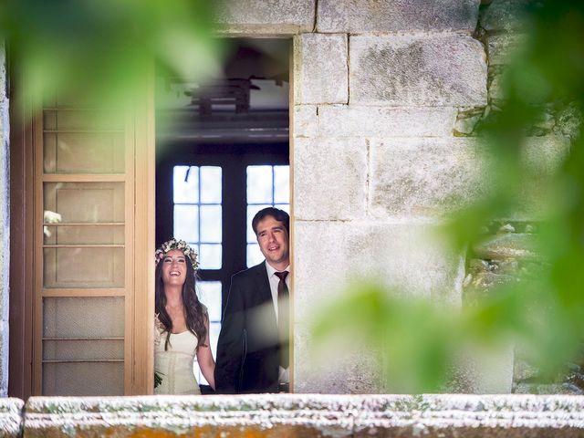 La boda de Fran y Eva en Cela (Cambre), A Coruña 29