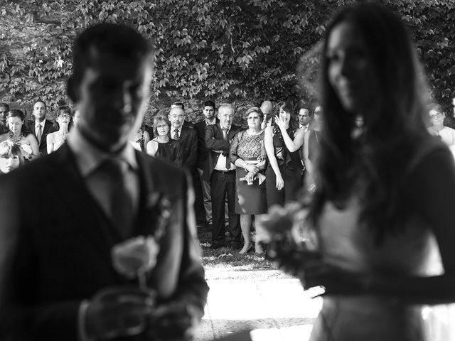 La boda de Fran y Eva en Cela (Cambre), A Coruña 46