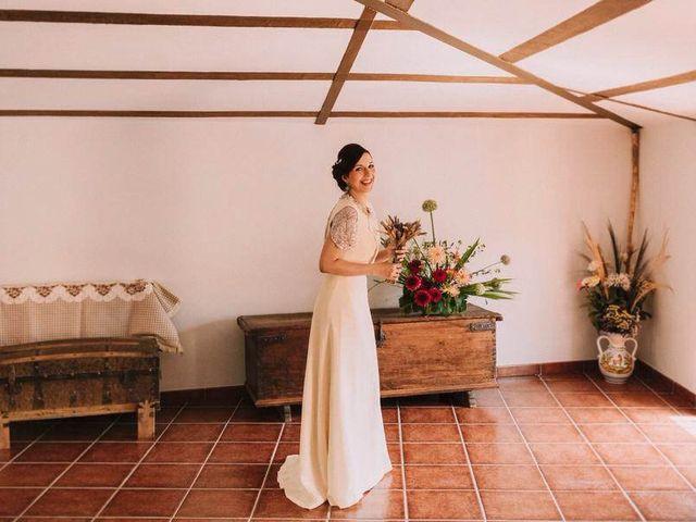 La boda de Javier y Ana en Horche, Guadalajara 7