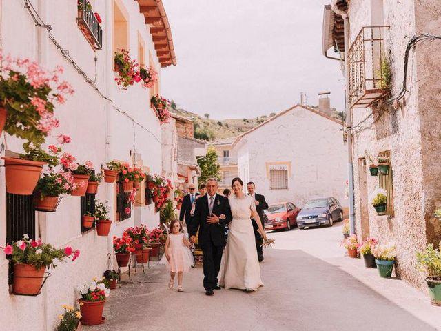 La boda de Javier y Ana en Horche, Guadalajara 9