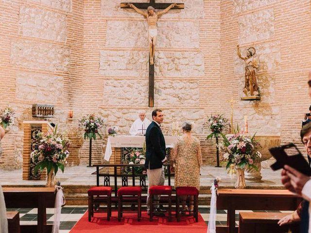 La boda de Javier y Ana en Horche, Guadalajara 10