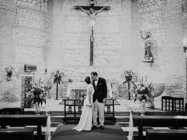 La boda de Javier y Ana en Horche, Guadalajara 12