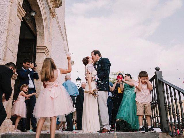 La boda de Javier y Ana en Horche, Guadalajara 13