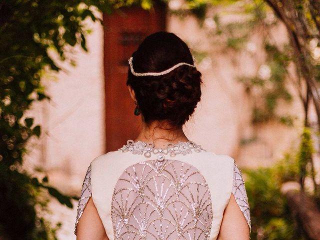 La boda de Javier y Ana en Horche, Guadalajara 16