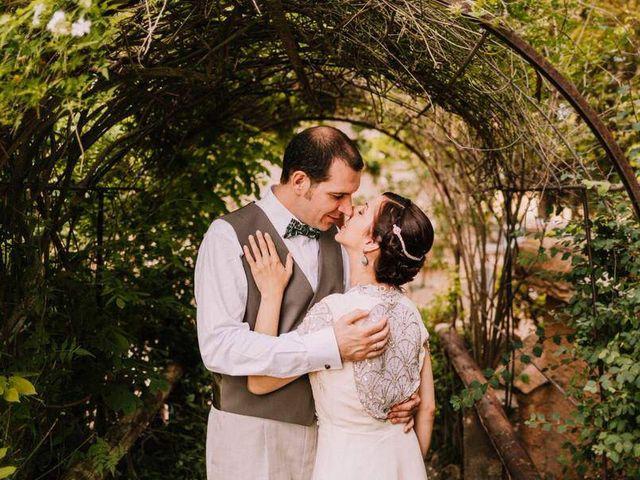 La boda de Javier y Ana en Horche, Guadalajara 17