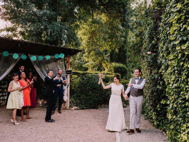 La boda de Javier y Ana en Horche, Guadalajara 18