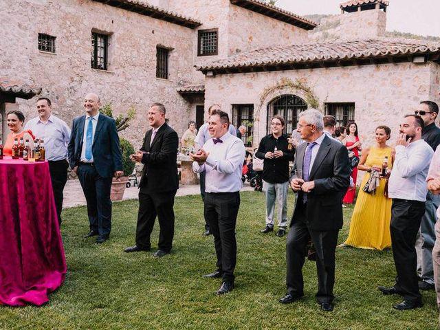 La boda de Javier y Ana en Horche, Guadalajara 19