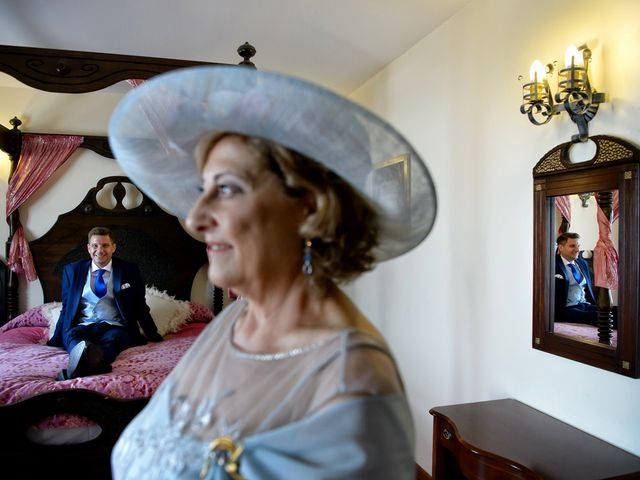 La boda de QUIQUE y RAQUEL en Zaragoza, Zaragoza 17