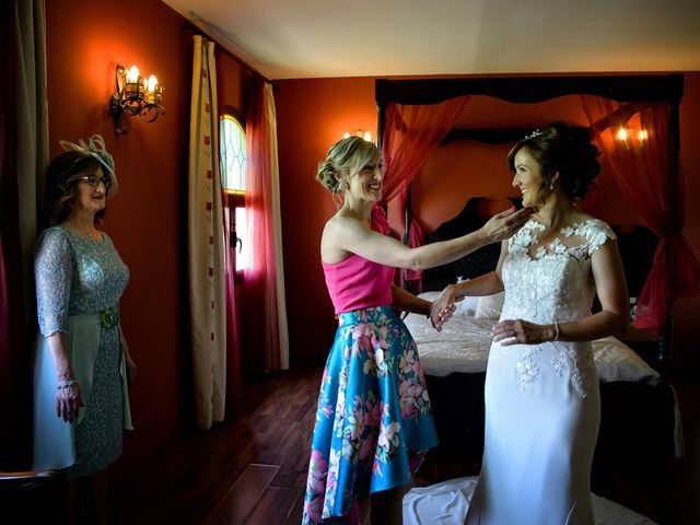 La boda de QUIQUE y RAQUEL en Zaragoza, Zaragoza 33