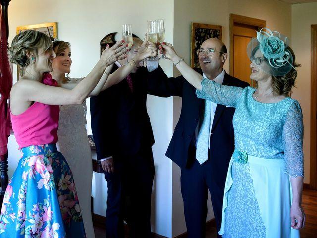 La boda de QUIQUE y RAQUEL en Zaragoza, Zaragoza 34