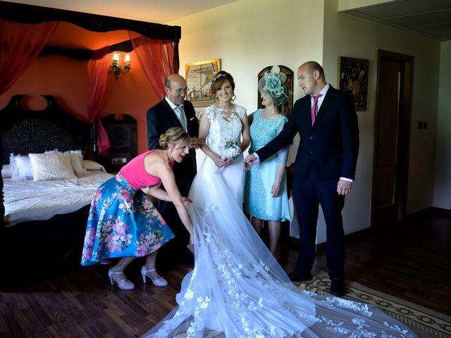 La boda de QUIQUE y RAQUEL en Zaragoza, Zaragoza 35