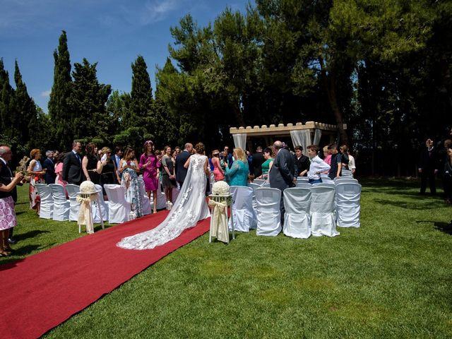 La boda de QUIQUE y RAQUEL en Zaragoza, Zaragoza 42