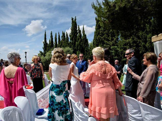 La boda de QUIQUE y RAQUEL en Zaragoza, Zaragoza 44