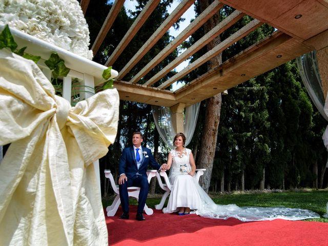 La boda de QUIQUE y RAQUEL en Zaragoza, Zaragoza 46