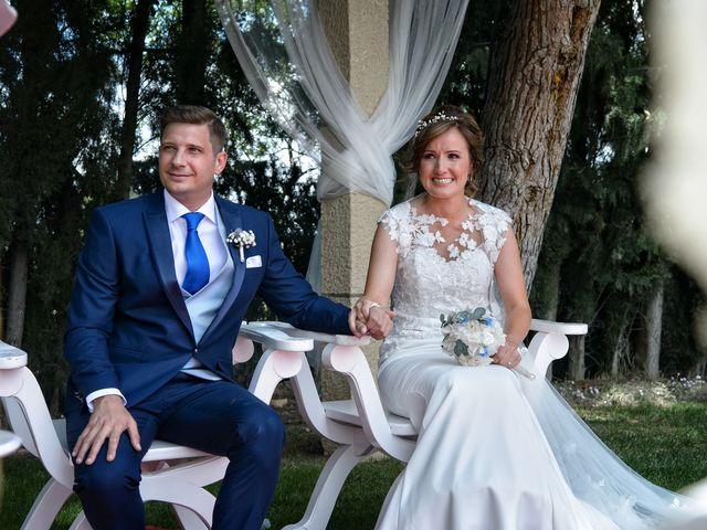 La boda de QUIQUE y RAQUEL en Zaragoza, Zaragoza 48