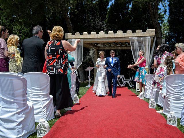 La boda de QUIQUE y RAQUEL en Zaragoza, Zaragoza 54