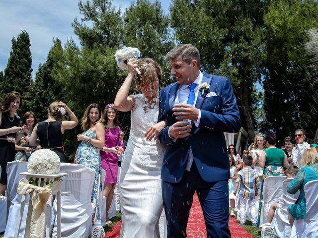 La boda de QUIQUE y RAQUEL en Zaragoza, Zaragoza 56