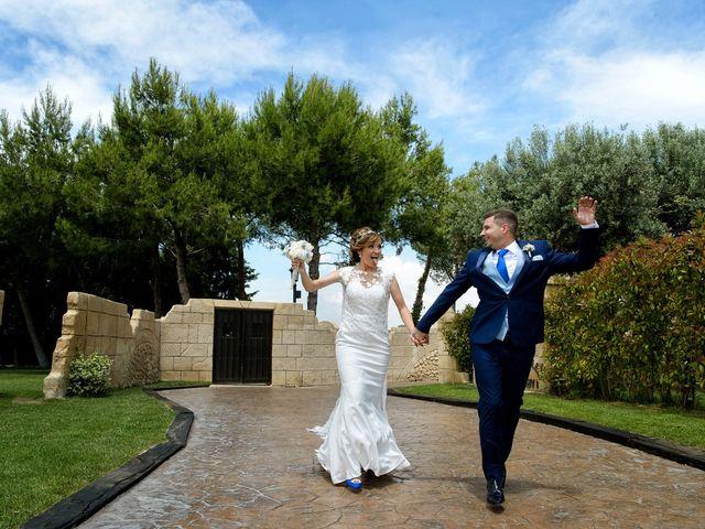 La boda de QUIQUE y RAQUEL en Zaragoza, Zaragoza 57
