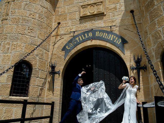 La boda de QUIQUE y RAQUEL en Zaragoza, Zaragoza 58