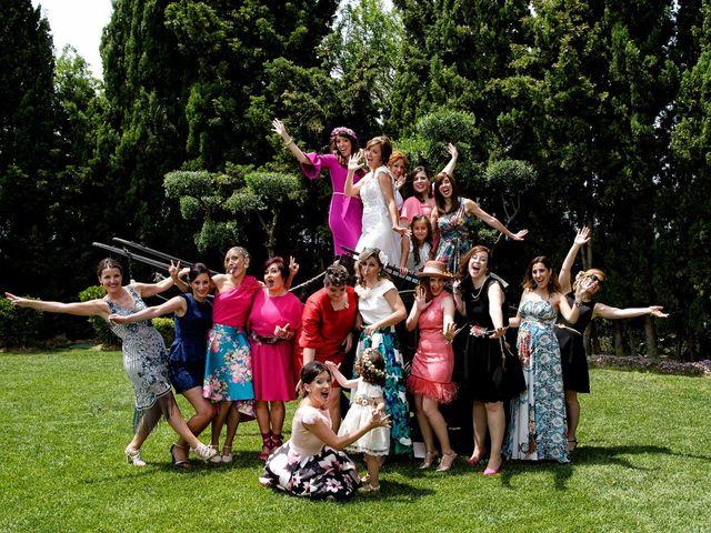 La boda de QUIQUE y RAQUEL en Zaragoza, Zaragoza 61