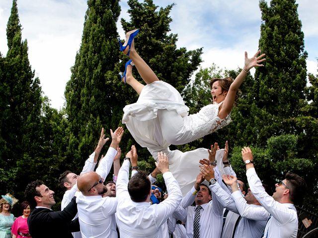 La boda de QUIQUE y RAQUEL en Zaragoza, Zaragoza 62