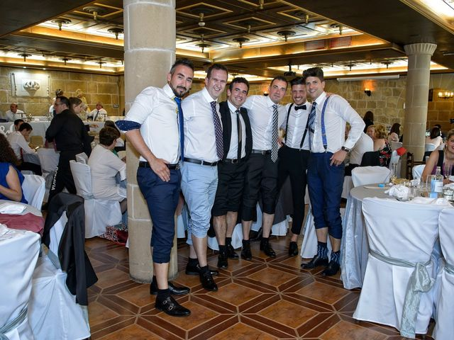 La boda de QUIQUE y RAQUEL en Zaragoza, Zaragoza 65