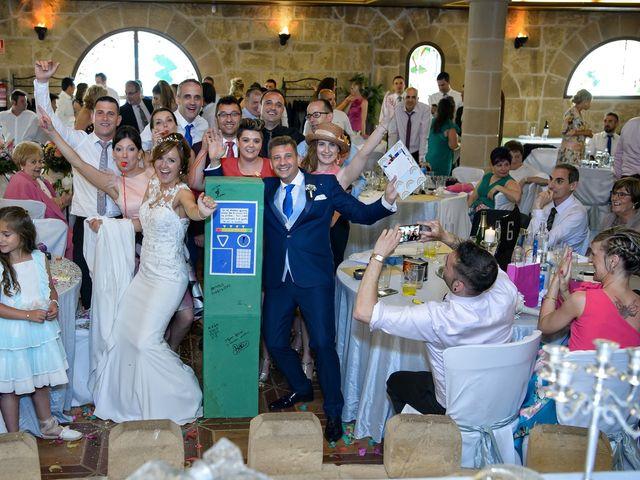 La boda de QUIQUE y RAQUEL en Zaragoza, Zaragoza 75