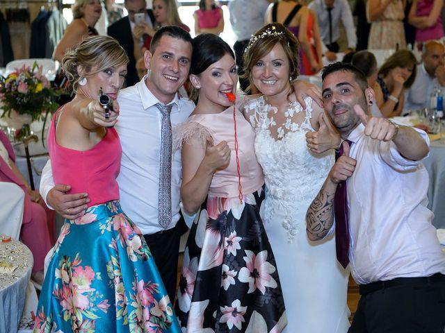 La boda de QUIQUE y RAQUEL en Zaragoza, Zaragoza 76