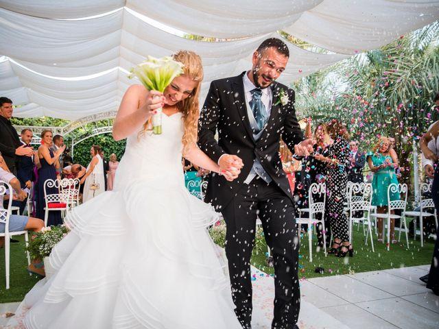 La boda de Carolina y Javi