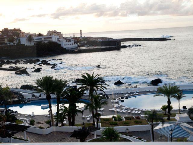 La boda de Domingo y Ana en Puerto De La Cruz, Santa Cruz de Tenerife 2