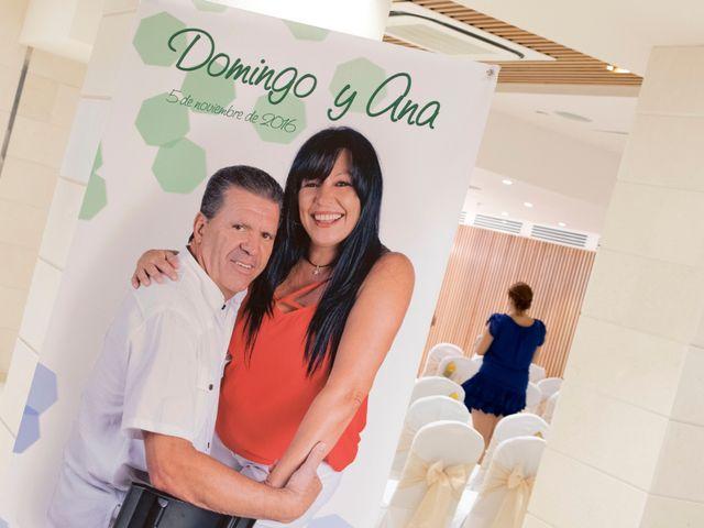 La boda de Domingo y Ana en Puerto De La Cruz, Santa Cruz de Tenerife 11