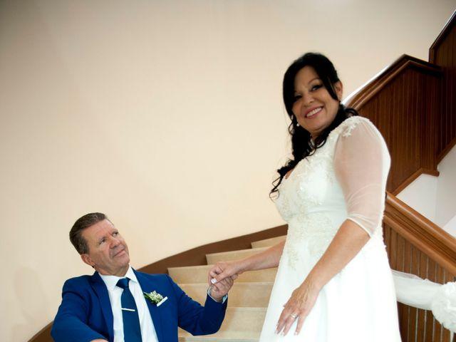 La boda de Domingo y Ana en Puerto De La Cruz, Santa Cruz de Tenerife 18