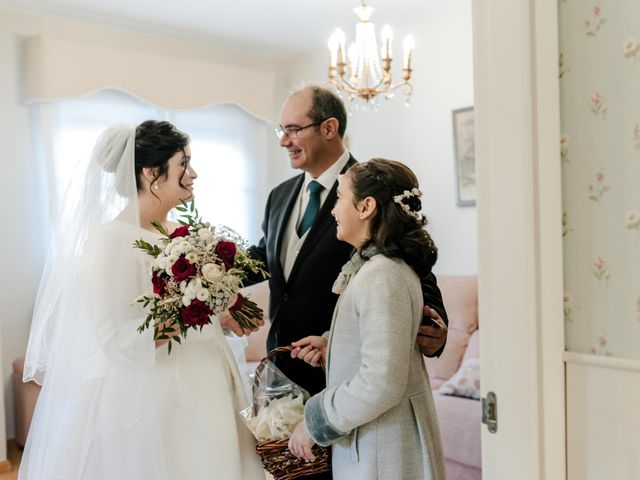 La boda de Antonio y Mª Ángeles en Churriana, Málaga 22
